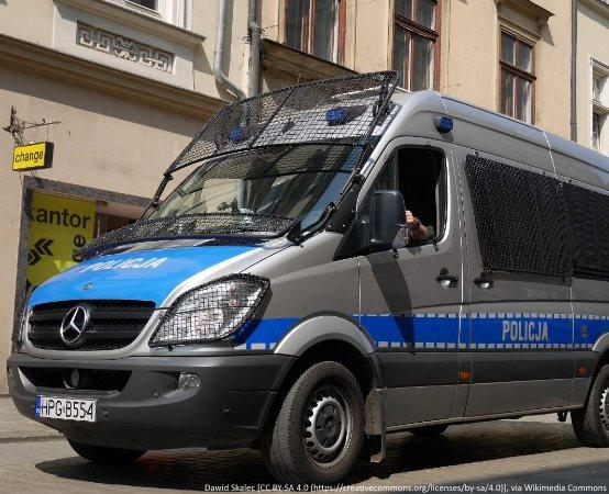 Policja Piekary Śląskie: Pomoc przyszła na czas