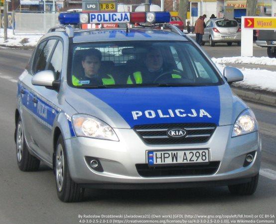 """Policja Piekary Śląskie: """"Jeżdżę bo lubię"""" - 38-latek odpowie za złamanie przepisów"""