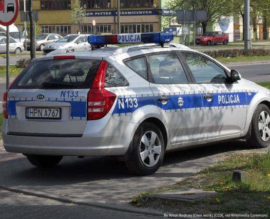 Policja Piekary Śląskie: Falstart z alkoholem w tle